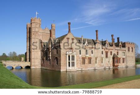 Oxburgh Hall - stock photo