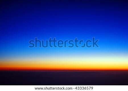 Ozone - stock photo