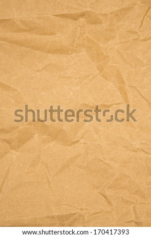 Packaging Paper Texture. - stock photo