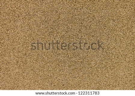 Painted pebble stones texture wall background - stock photo