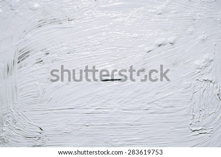 Painted wall background or texture - stock photo