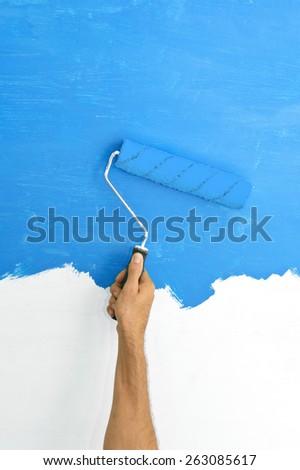 Painting & Decorating - stock photo