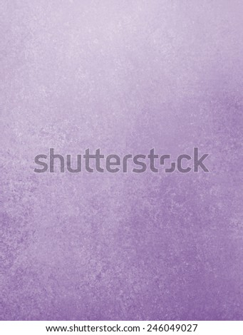 pale pastel purple background paper with vintage texture - stock photo