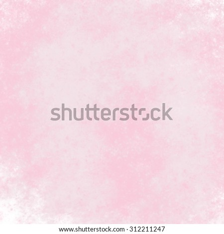 pale pink background or white background of vintage grunge background texture parchment paper, abstract pastel background color of white paper canvas linen texture with blank space for web template - stock photo