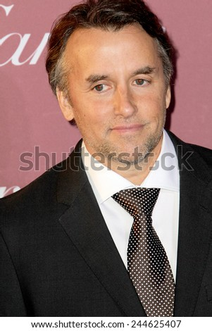 PALM SPRINGS, CA - JAN 3: Richard Linlater arrives at the 2015 Palm Springs Film Festival Awards Gala at the Palm Springs Convention Center on January 3, 2015 in Palm Springs, CA. - stock photo