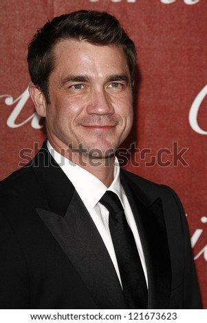 PALM SPRINGS, CA - JAN 7: Tate Taylor at the 23rd Annual Palm Springs International Film Festival Awards Gala at the Palm Springs Convention Center on January 7, 2012 in Palm Springs, California - stock photo