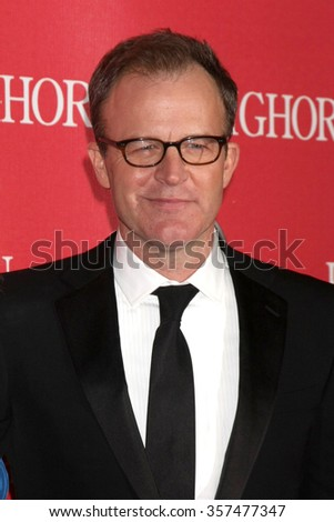 PALM SPRINGS - JAN 2:  Tom McCarthy at the 27th Palm Springs International Film Festival Gala at the Convention Center on January 2, 2016 in Palm Springs, CA - stock photo