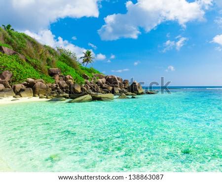 Panorama Landscape Dream - stock photo