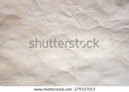 paper parchment for background - stock photo