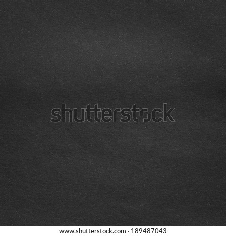 Paper texture - Black paper sheet - stock photo