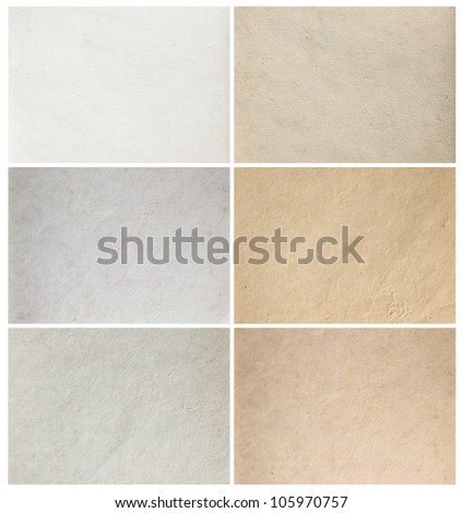 Paper texture. Collection background template for design work (Image Size 2480*3508 pixels) - stock photo