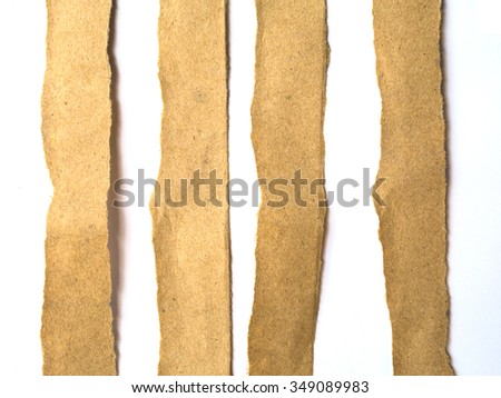 Paper texture. paper sheet. - stock photo
