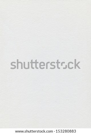 Paper texture. White paper sheet.  - stock photo