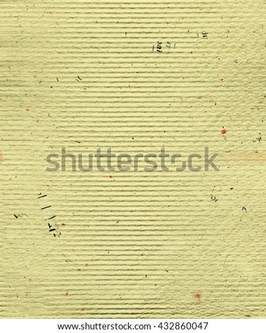 Paper.Yellow paper.Decorative paper. Vintage paper. Old paper sheet. Paper texture. Retro paper background. Watercolor paper. White textured watercolor paper. Grunge paper. Dirty paper. Paper template - stock photo