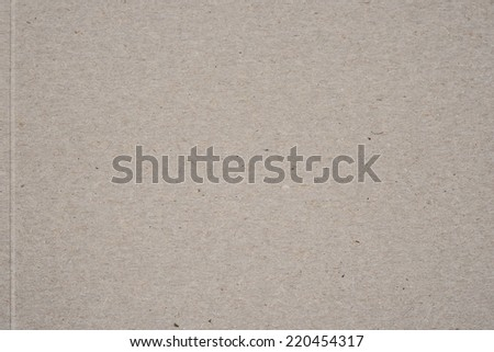 paperboard texture or background  - stock photo
