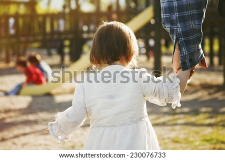 Parent - stock photo