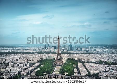 Paris - stock photo