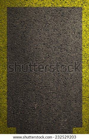 parking space - stock photo