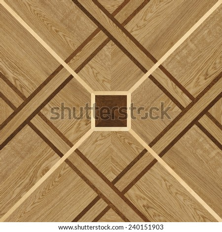 parquet flooring design seamless texture for 3d interior - stock photo