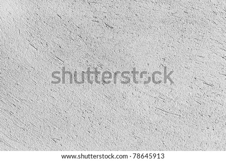 part gray wall of the panel - stock photo