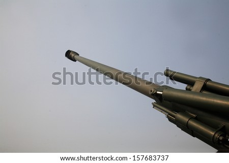 part of Army Vehicle  - stock photo