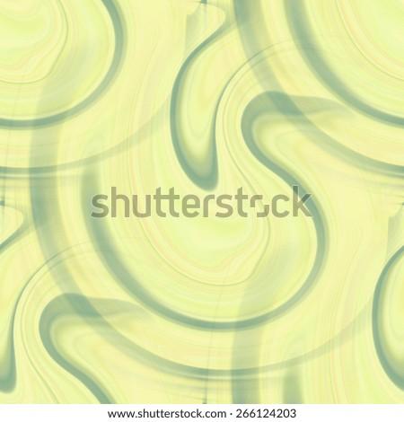 pastel abstract swirls, seamless pattern, fabric texture - stock photo