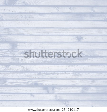 pastel blue background bright wood texture pattern - stock photo