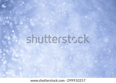 Pastel color abstract blur bokeh lights. defocused background. - stock photo