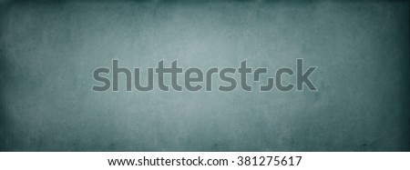 Pastel Green School Erased Blackboard Chalkboard. Vignette Texture Background - stock photo