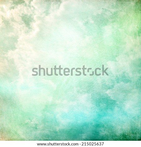 Pastel old background texture - stock photo