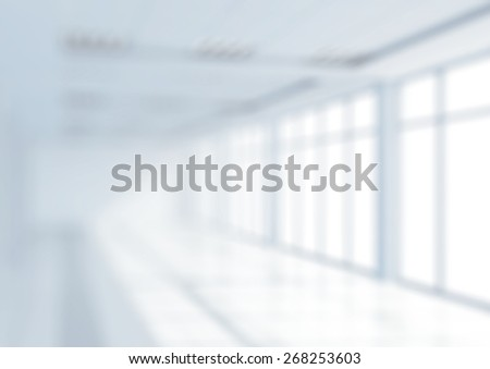 Patient. Medical doctor woman over health care background - stock photo