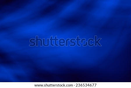 Pattern blue dark storm abstract design - stock photo