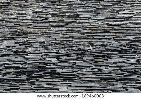 pattern gray color of modern style design decorative cracked rea - stock photo