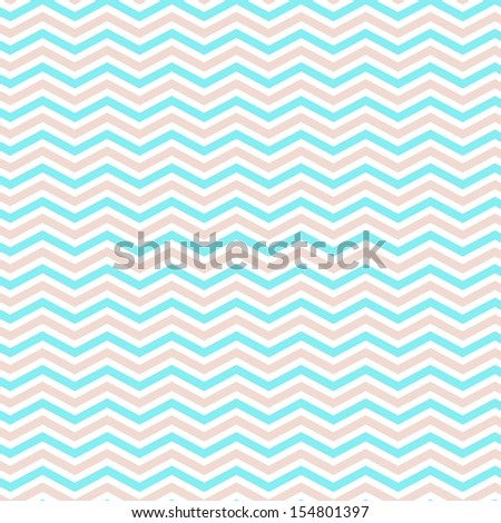 Pattern in zigzag.  - stock photo