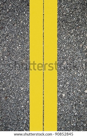 Pattern of asphalt texture, can use for background - stock photo