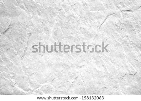 Pattern of Modern White Wall surface and Texture - stock photo
