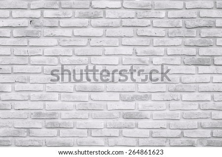 Pattern of old vintage brick wall - stock photo