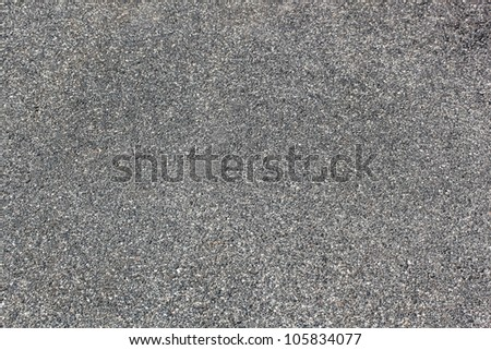 Pattern of the asphalt surface on the highway - stock photo