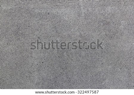 Pattern on the cow leather  - stock photo