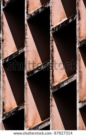 pattern wall 1 - stock photo