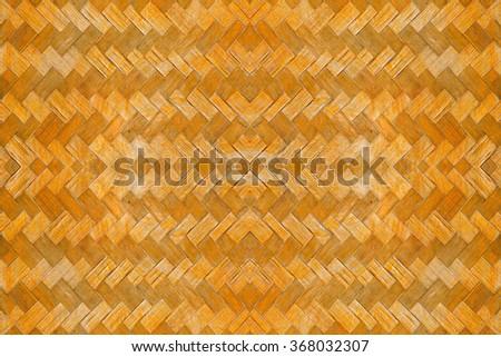 Pattern wooden wall. - stock photo