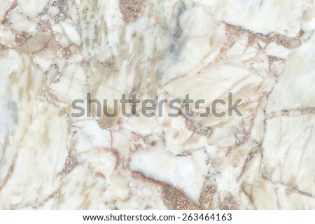 Patterns on the marble surface that looks natural - stock photo