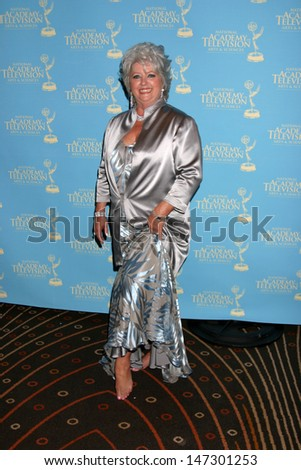Paula Deen Creative Arts Daytime Emmys 2007 Hollywood & Highland Ballroom Los Angeles, CA June 14, 2007 - stock photo