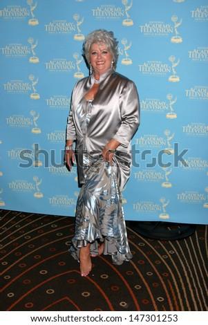 Paula Deen Creative Arts Daytime Emmys 2007 Hollywood & Highland Ballroom Los Angeles, CA June 14, 2007 - stock photo