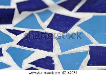 Pavement in St. Augustin, Florida - stock photo