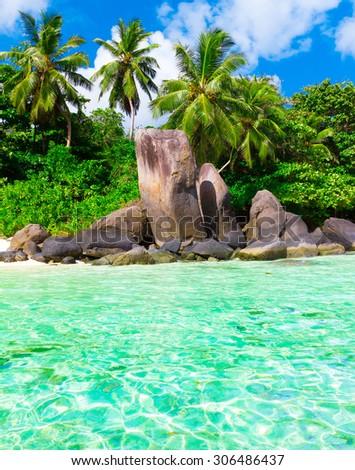Peace Beauty Rocks  - stock photo