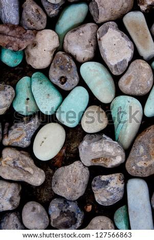 Pebble Design - stock photo