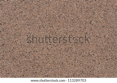 Pebble Surface Background - stock photo