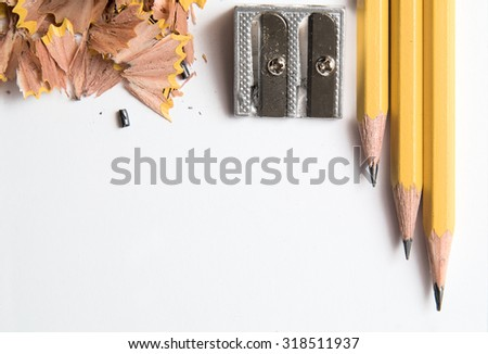 pencil - stock photo