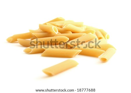 Penne - stock photo